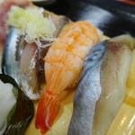 ジャンボおしどり寿司 - にぎりで満腹セット