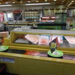 ジャンボおしどり寿司 - 店内