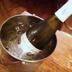 クリストバル - 白ワインをハーフボトルで