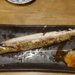 アカマル屋 - 秋刀魚塩焼き380円(税抜)
