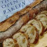75700564 - The Open Bakery Daiba バゲット・トラディション