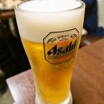 ぎょうざ大学 - 生ビール