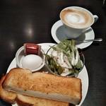 カフェ珈琲館 - トースト