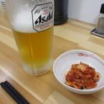 75702210 - ビールとお通し!