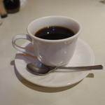 甑 - 2017.11 セットのコーヒー