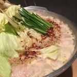 もつ鍋・水炊き 博多若杉 -