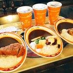 ハングリーベア・レストラン - ポークカツカレーが一番おススメ(*^^)v