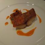 カンブーザ - 魚