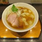 チラナイサクラ - 旨味ワンタン麺 大盛り