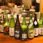 理可 純米吟醸 つや姫/島根県 生産者:一宮酒造