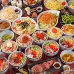KANSAI - 食べ放題宴会 ランチ