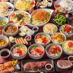 KANSAI - 食べ放題宴会 満腹