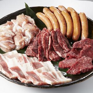 ◆選べる食べ放題コースは2種類