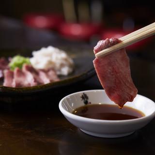 肉屋直営だからこそ、味わえる納得の鮮度♪