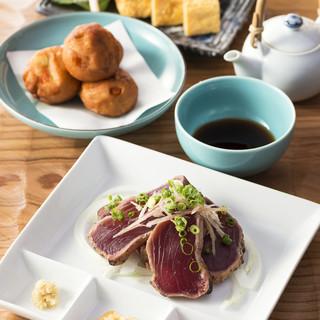 九州各地の肴◆お酒に合わせてお楽しみください