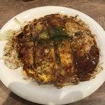75710955 - そば肉玉子(800円)