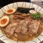 麺恋処 き楽 - 丸特中華そば