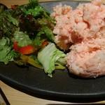 海宴二代目 - ポテトがゴリゴリ