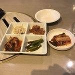 李さんの台所 - 小鉢。       美味し。