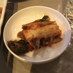 李さんの台所 - キムチ。       美味し。