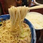 堀留庵 - 麺リフト(17-11)