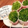 でかい焼鳥と大阪の串カツ ビリケン商店 - 料理写真:週替わりのメニューがあり飽きさせません☆