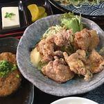 串源屋 - 唐揚げ&ハンバーグ