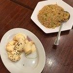 鵬天閣 - 海老マヨ、牛肉焼飯