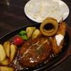 ベイビー フェイス プラネッツ - 料理写真:ハンバーグランチ(980円・別)