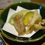 あめこや - 珍しい食材の野菜天ぷら