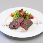 【厳選!肉メニュー】ブドウ牛のランプロースト