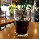 タリーズコーヒー - ドリンク写真:アイスコーヒーです。