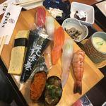 本まる寿司 - 納豆いらないかぁ