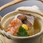 和食 紅葉 - お吸い物イメージ