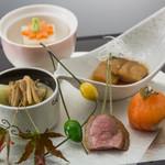 和食 紅葉 - 前菜イメージ