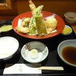75720646 - 天ぷら定食