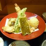 75720668 - 天ぷら定食