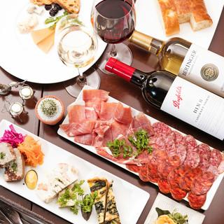 ワインで乾杯♪仙台市場直送の新鮮魚介が自慢のスペインバル