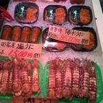 武田鮮魚店 - シャコ☆★★☆(´∀`)
