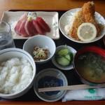 栄屋食堂 - 料理写真: