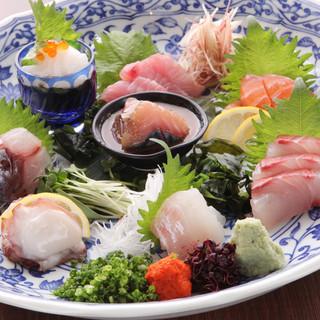 【長浜市場直送】毎朝水揚げされる鮮魚を新鮮なままに!