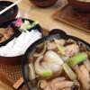 関東家 - 料理写真:かしわうーめん定食