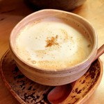 いしころカフェ - 黒糖きなこ豆乳