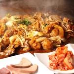 名古屋もつ焼き ひとすじ - まぜ味噌もつ焼き 朝挽き生 鮮度抜群 もつうどん 牛もつうどん焼き