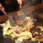 名古屋もつ焼き ひとすじ - まぜ味噌もつ焼き 朝挽き生 鮮度抜群 ホルモン焼肉居酒屋 大衆居酒屋