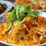 本格タイ料理 バンコク - プーパットプンカレー