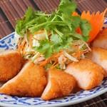 本格タイ料理 バンコク - トートマンクン