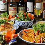 本格タイ料理 バンコク -