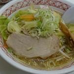 ラーメンめん丸 - 料理写真:野菜塩ラーメン