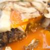 カフェボンフィーノ - 料理写真:ハンバーグ